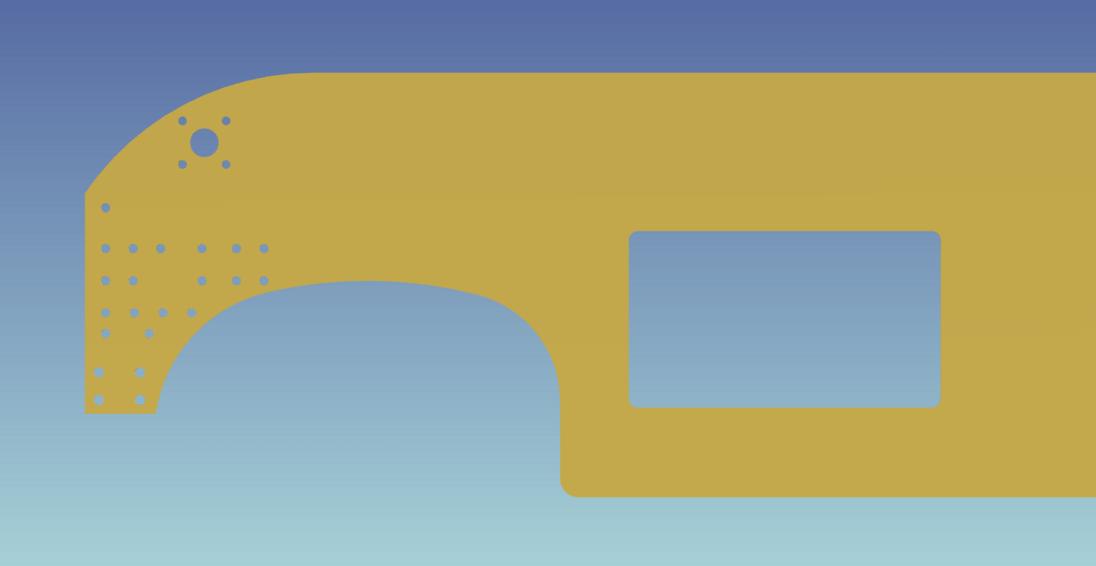J Class Frame Details, WIP
