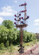 Are we on the right track? Old signals at Castlemaine